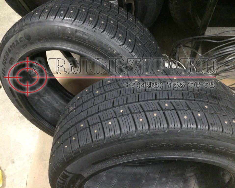 A013401131051-зимние-шины-шипованные-Miсhelin-Pilot-Alpin-PAX-235-700R450-AC-Mercedes-S600-W220-Guard-B6-B7