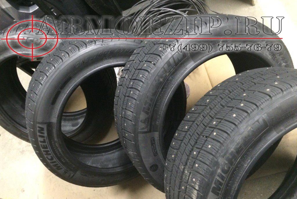 A018401141051-зимние-шины-шипованные-Miсhelin-Pilot-Alpin-PAX-245-700R470-AC-Mercedes-S600-W221-Guard-B6-B7