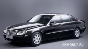 Mercedes Benz S600 W220 Z07